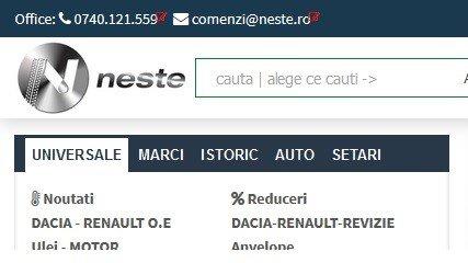 Web App - e.neste.ro